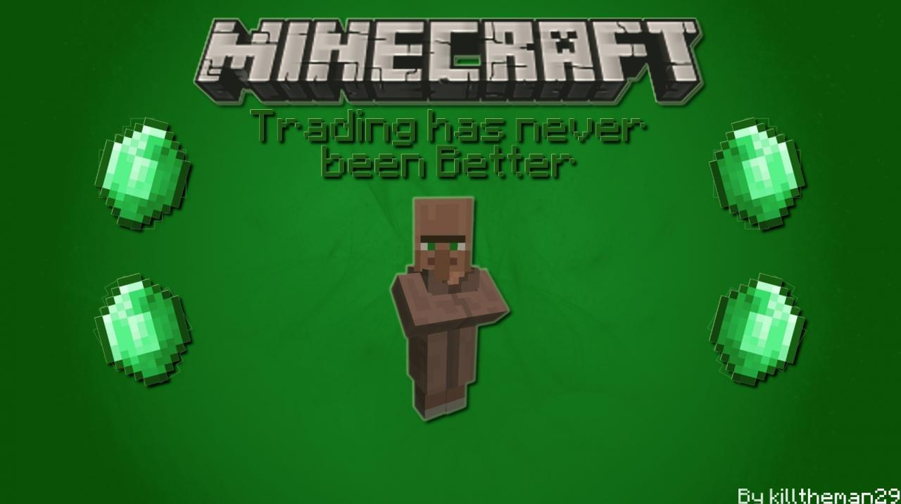 Minecraft Emerald Background - Viewing Gallery
