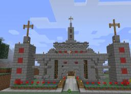 Maztercraft Spawn Minecraft Map & Project