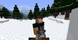 John Rambo was found in minecraft Minecraft Blog