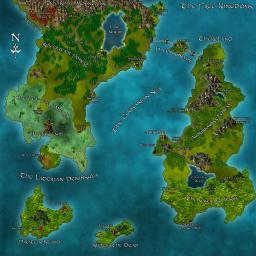 Freldon- Fantasy Map Minecraft Map & Project