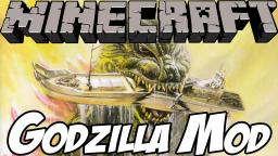 Minecraft Mods - Godzilla Mod - It's Gojira!!!! Minecraft Blog