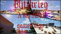 Survival Games Blitzkrieg Minecraft Map & Project