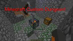 Map-Custom Dungeon! Minecraft Map & Project