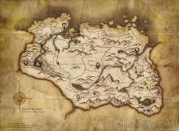 Skyrim Minecraft Map & Project