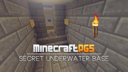 Secret Underwater Base with YOLO Exit Minecraft