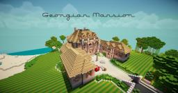 Georgian Mansion [World of Keralis] Minecraft Map & Project