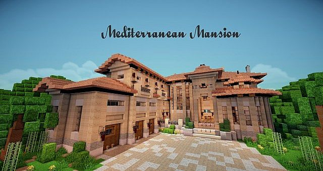 Mediterranean mansion world of keralis download minecraft project mediterranean mansion world of keralis download gumiabroncs Gallery
