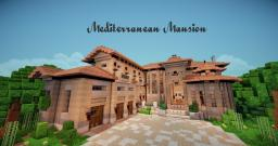Mediterranean Mansion  (World of Keralis)  [Download!] Minecraft