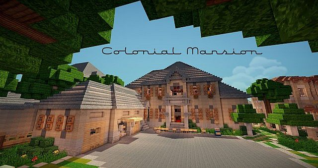 Colonial Mansion [World Of Keralis] [Download!]