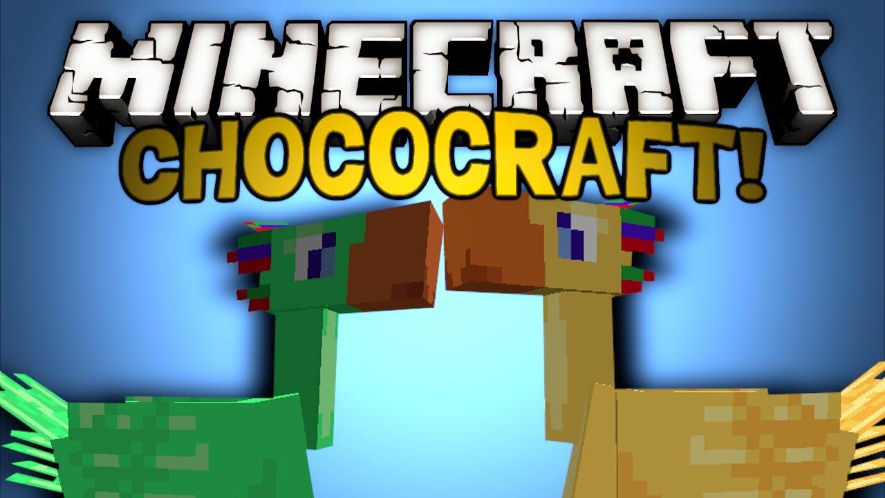 Chococraft Minecraft Server