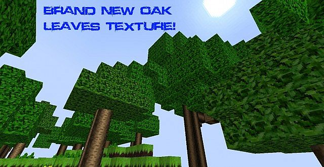 New Oak Leaves!