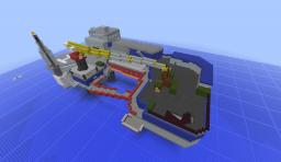 MCA: maps 3 Oil Rig Minecraft Map & Project
