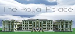 The Royal Palace Minecraft Map & Project