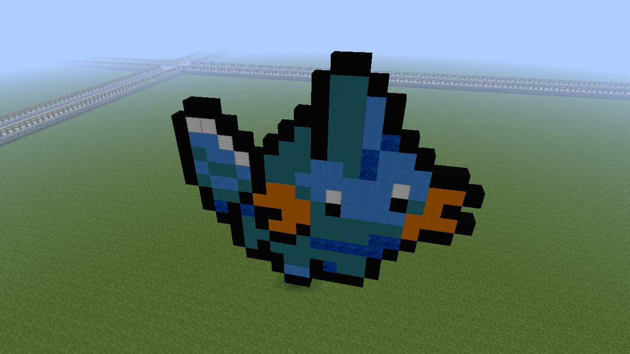 Mudkip [Pokemon] Minecraft Project | 1280 x 720 jpeg 209kB