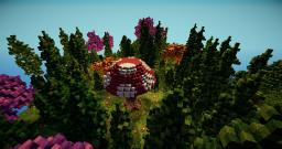 Enchanted Forest - Survival Games Minecraft