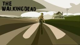 Walking Dead SpeedArt Minecraft Blog