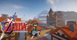 ~Official~ The Legend of Zelda: Ocarina of Time (1.16.1) Minecraft Map & Project