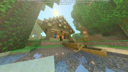 [BEDROCK] Fisherman's house Minecraft Map & Project