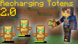 WASD Recharging Totem [Datapack] 1.16.1+ Minecraft Data Pack