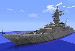 JMSDF JS Kashima [1.5.1] Minecraft Map & Project