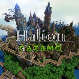 Halion Minecraft Map & Project