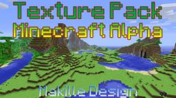 Texture Pack Minecraft Alpha [1.6.2] [No MCpatcher!]