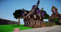 Wide Ranger INN Minecraft Map & Project