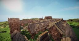 Medieval Town + Download Minecraft