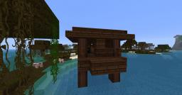 High efficiency Witch farm IN SURVIVAL Minecraft Map & Project