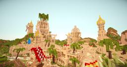 Desert Lotus Minecraft Map & Project