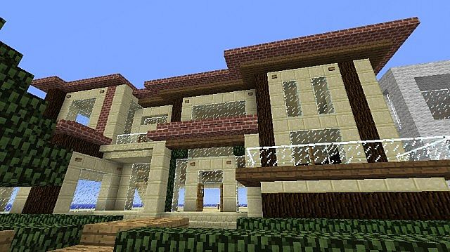 How to make good looking houses buildings minecraft blog for Best looking houses