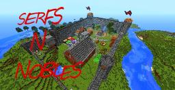 Serfs and Nobles! A Medieval Cops and Robbers Minecraft Project