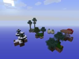 Sky Biomes LIttle Adventure Minecraft Map & Project