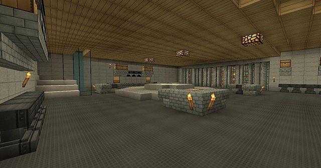 Iron Man 3 House Minecraft Project