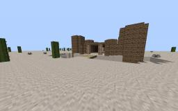Temple of Sands Minecraft Map & Project