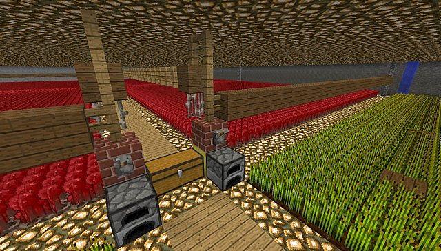 Autofarm ready via machinacraft