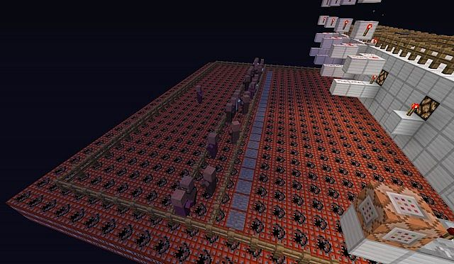 Villager powered zombie detector