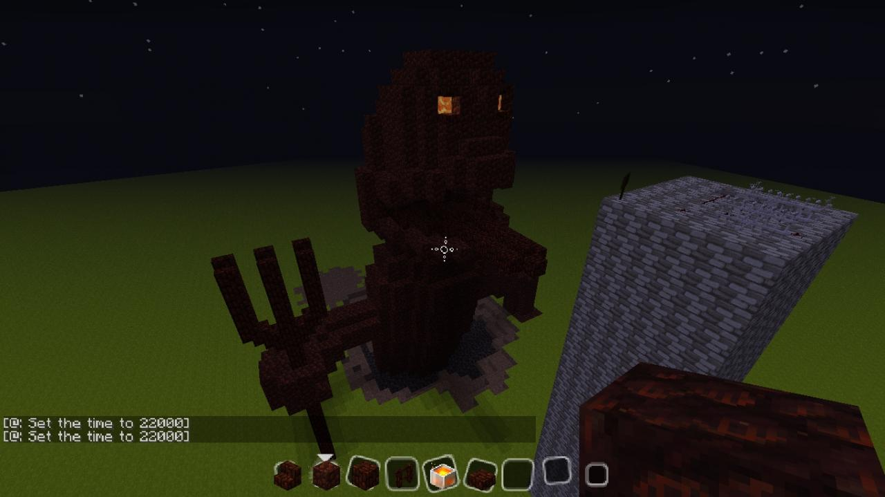 Demon Castle Minecraft Project