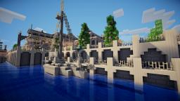 Lyxerty - The new capitol of Snabbserver Minecraft Map & Project