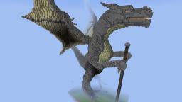 Dragon prototype Minecraft Map & Project