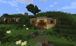 Bag End Minecraft Map & Project