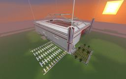 Stadium Minecraft Map & Project