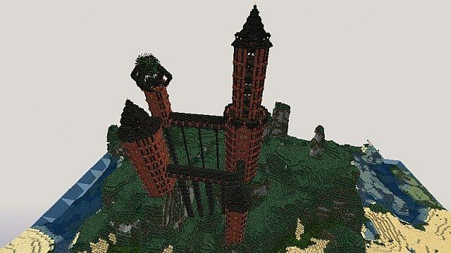 Minecraft Evil Fortress Download Sjin - evilbuckshee