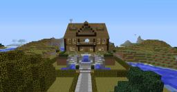 Manoire Minecraft Map & Project