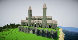 Elven Palace/Government Building - In Progress Minecraft Map & Project