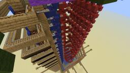 Vertical Minecart Station Minecraft Map & Project