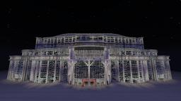 United Kingdom's 2nd Largest Stadium 'Twickenham' Minecraft Map & Project