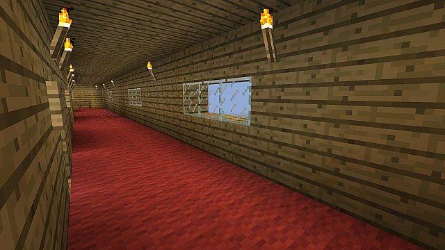 The Megablok Suites A Huge Hotel Minecraft Project