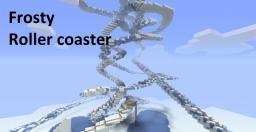 Frosty Rollercoaster - |Download|Fun|Cold|Detail| Minecraft Map & Project