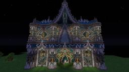 The temple of Calaerdir Minecraft Map & Project
